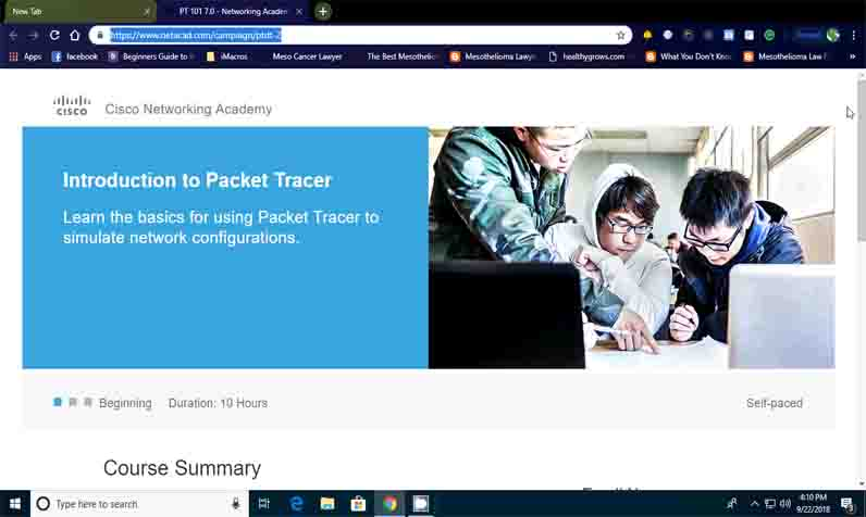 Cisco Packet Tracer download for Windows, Linux, Android and iOS